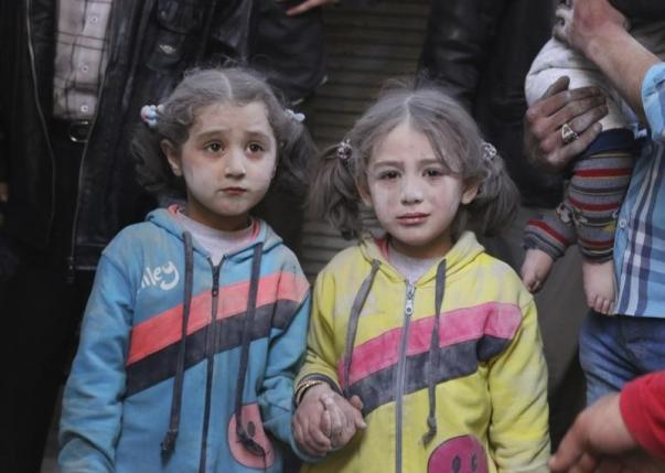 Assad Responsible for 2.4 Million Children Refugees