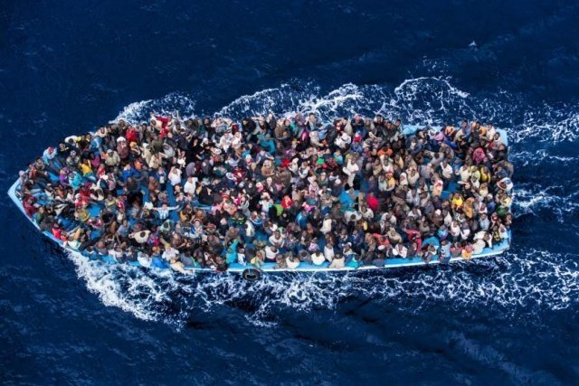 EU Syrian Migrants Are Worth Their Weight in Gold