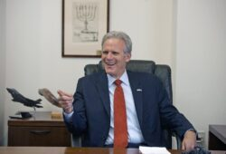 Former Israeli Ambassador to the US Rejects Obama's Middle East Policy Claims Made in 'Atlantic' Interview