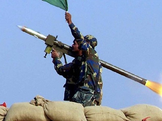 Have Syrian Rebels Acquired Anti-Aircraft Missiles?