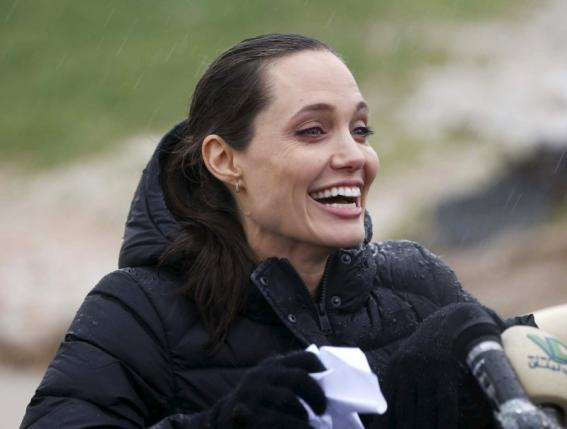 How Can You Not Love Angelina Jolie?