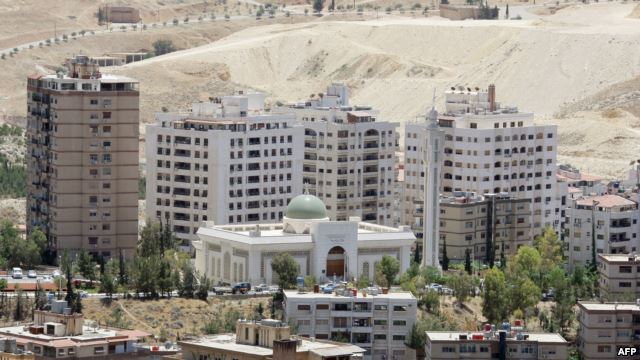 Iranians Fuel Property Frenzy in Syria