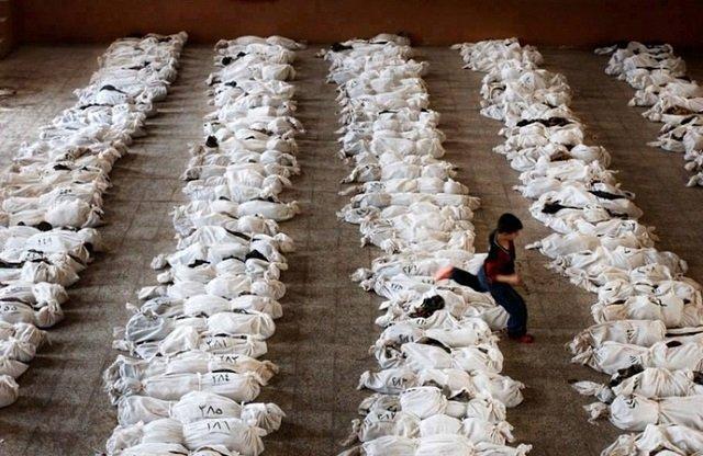 Israel Exposes Assad Chemical Attacks Against Civilians