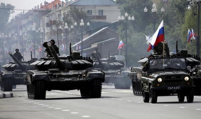Putin Bleeding Russia Dry