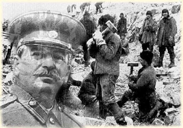 Putin Wants to Return to the Stalinist Era