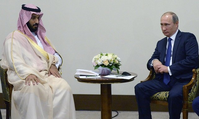 Putin's Adventurism in Syria Taxes his Economy