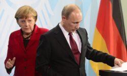 Russia stoking refugee unrest in Germany to topple Angela Merkel