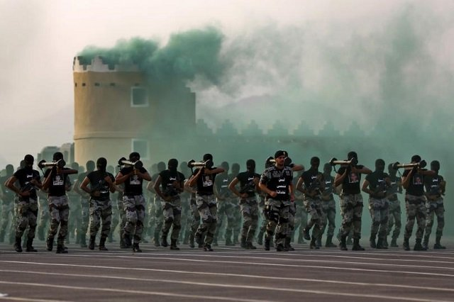Saudi Arabia Prepared To Send Troops To Syria If Assad Won't Leave Peacefully
