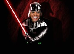 Saudi Arabia Strikes Darth Vader