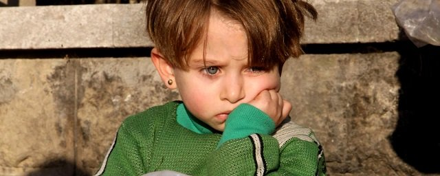 Syrian Children Suffering Barack Obama is Ignoring