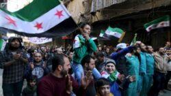 Syrian Rebels Morale Sky High