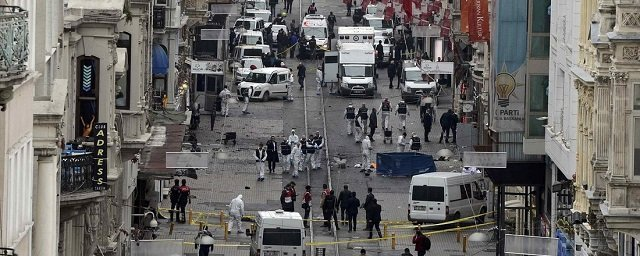 Two Americans killed in suspected ISIS bombing in Turkey