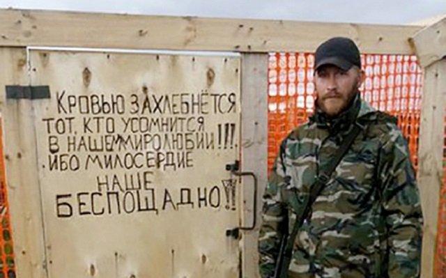Vladimir Putin sent Russian mercenaries to fight in Syria and Ukraine