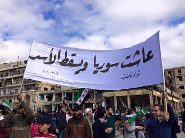 You Think Syrian Revolution is Dead? Think Again