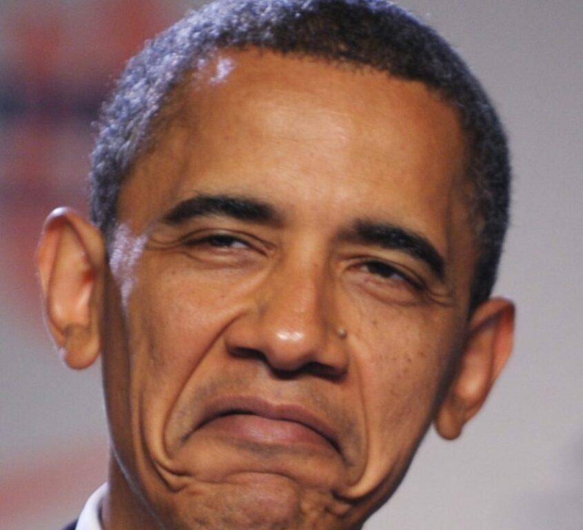 Obama's sickening 'share the neighborhood' reference