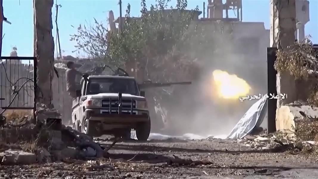 Syrian Rebels Break Through Aleppo Siege