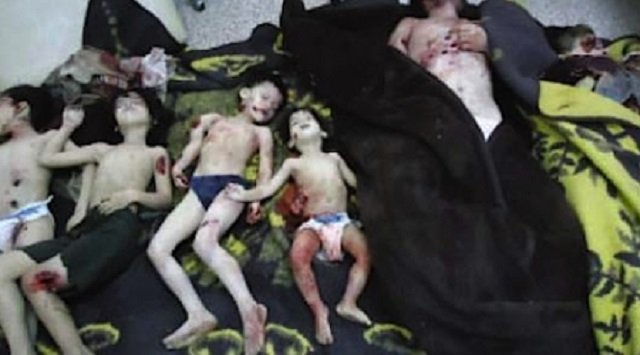 Watch the Alawite Genocide in Syria