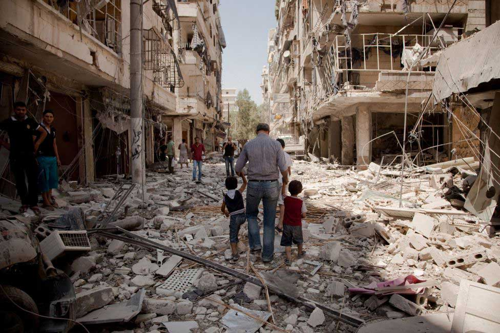 Why the United States must change its failed policy in Syria