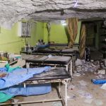 Britain calls for UN sanctions on Syria over sarin attack