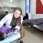 Israel Wonderful Generosity and Benevolence