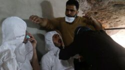 Syria: Russia vetoes extension of chemical weapons inquiry
