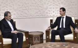 Assad, Khamenei Creating Tensions in the Region
