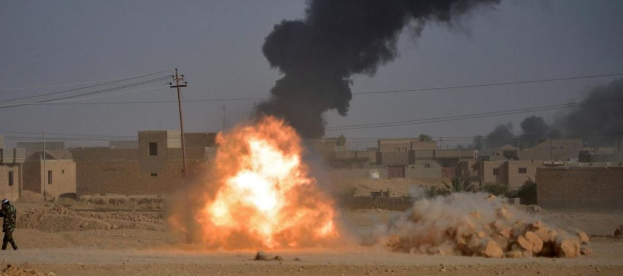 Islamic State on verge of defeat after fresh losses in Syria, Iraq