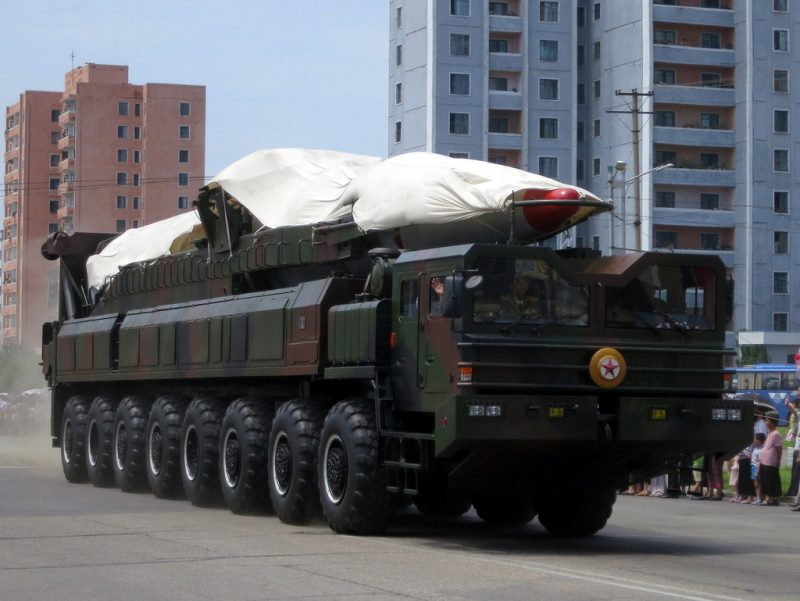 North Korea Ships Chemical Weapons to Syria: Nukes Next?
