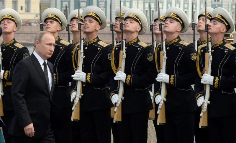Putin Is Losing the Long Game on Foreign Policy