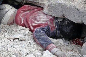 Russian air strikes kill dozens of civilians