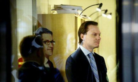 Sweden Democrats under fire over Syria trip