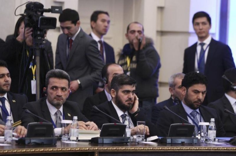 Syrian opposition rejects Russia-sponsored peace initiative