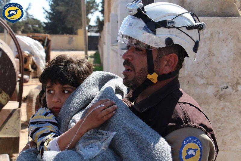 Western Powers Demand U.N. Extend Syria Toxic Gas Inquiry