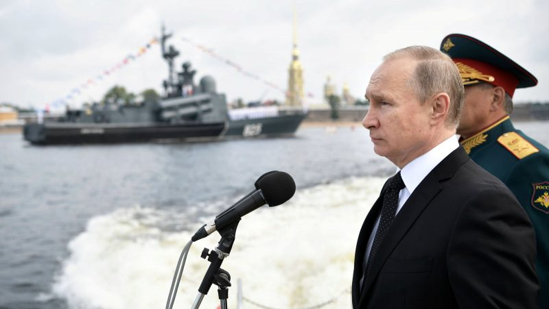 After-the-Fact Regrets: Putin Jumped Syria to Britain