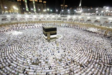 Jews Invade Mecca, Build Temple Over Ka'aba