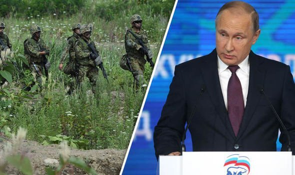 Pentagon War Against Russia Around the Corner