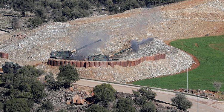Turkey Begins Assault on Kurdish Forces inside Syria