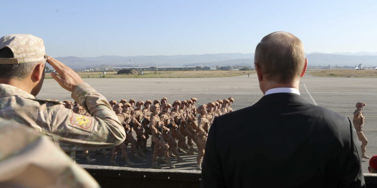 300 Russians Killed or Injured by U.S. Military in Syria