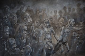 Haunted by Memories of Syrian Torture, Saved by Art