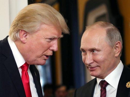 Putin Harms America Trump Remains Silent