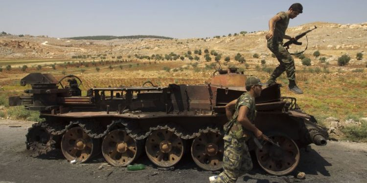 Saudi Arabia Do Join Israel in Defeating Iran in Syria