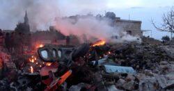 Syrian rebels shot Russian warplane