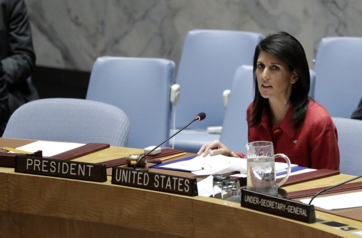 Ambassador Haley Corrupt United Nations Staff Need Exposure