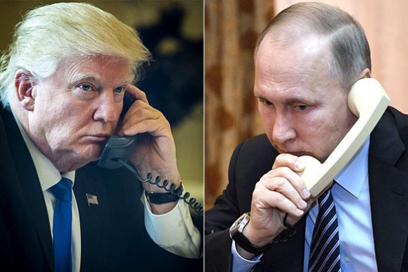 Assad Alternative Only Trump and Putin Can Agree Upon