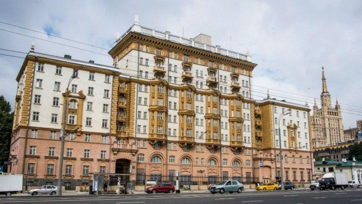 Cold War 2 Russian Expulsion of U.S. Diplomats