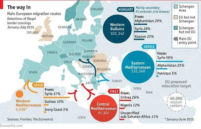 Europe Secret Agreement with the Assad Regime
