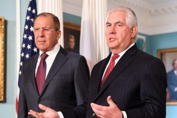 Falafel Explores Rex Tillerson East Ghouta Strategy