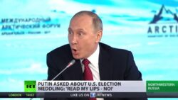 Is Trump Recognizing Putin American Enmity?