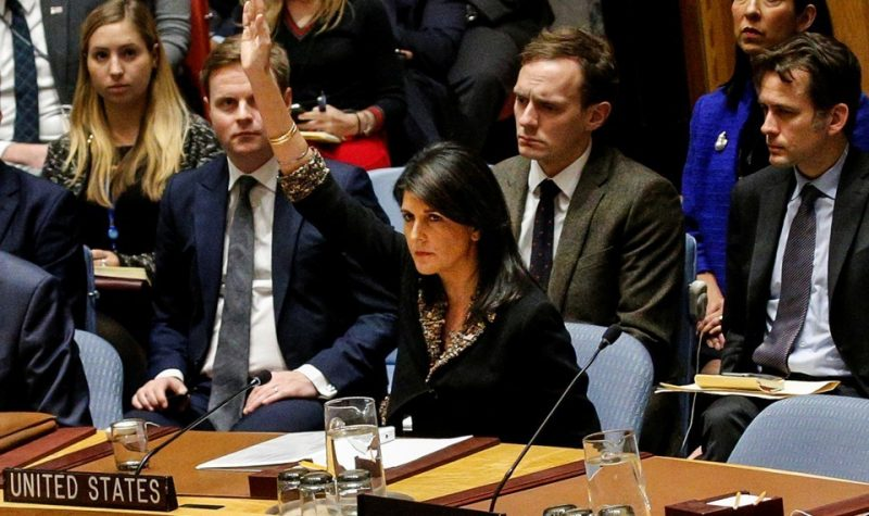 Next Possible Trump Resignation? Nikki Haley