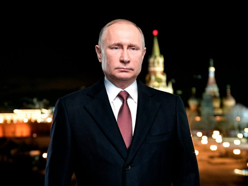 Russia is dangerously close to becoming Britain's outright enemy